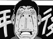Komatsu learning that he have to wait 3 years