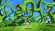 Toriko Vs Wicked Beanstalk Eps 45