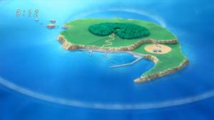 Wyspa Zaskoczenia (cała)