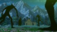 Blue Nitro arrive at Acacia's home