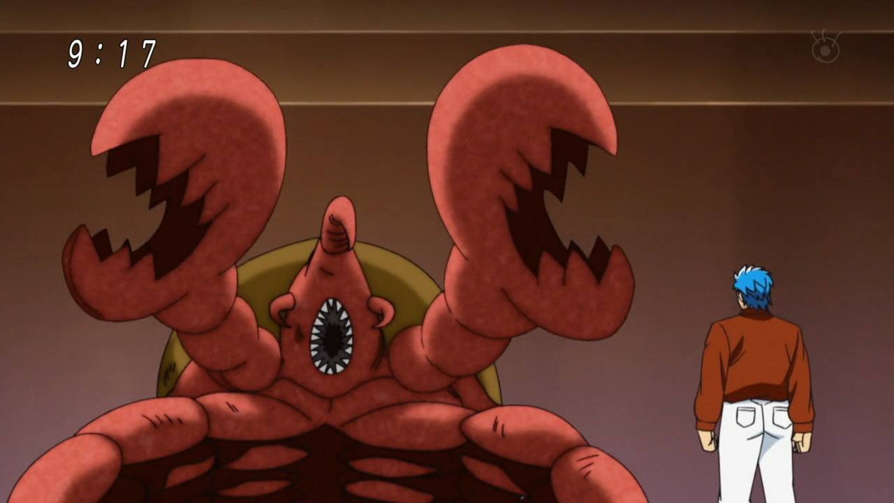 atlas crab toriko wiki fandom powered by wikia