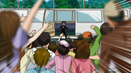 Komatsu arrives at CF