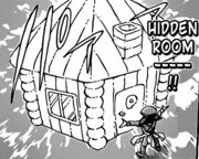 Pippi using Angel Koubo Hidden Room
