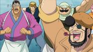 Rikiya, Moh and Kurakage