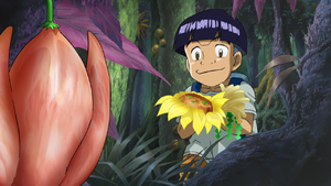 Gratin Flower - Macaroni Grass Movie