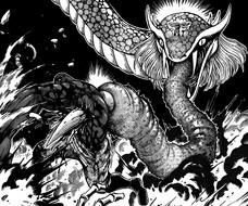 Shigematsu ataca a Mansam