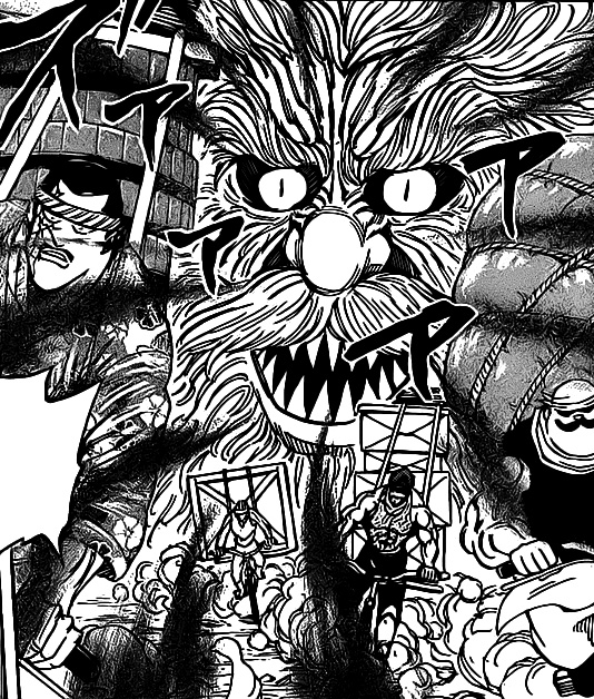 Toriko Angry At Starjun Jpg: Image - Buranchi Intimidation.jpg