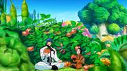 Toriko & Komatsu Eating Eps 46