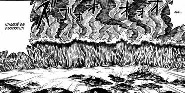 Efectos secundarios del Grand Knocking (manga)