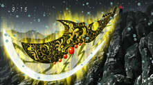 Ichiryuu's Knife