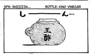 Królewski Ocet (manga)