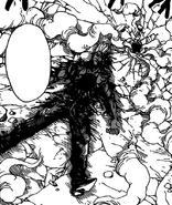 Midora sparing Ichiryuu's life