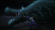 Toriko vs Galala Gator