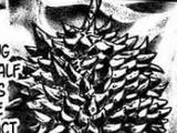 Devil Durian Fruit
