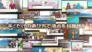 PS3 PS Vita「Jスターズ ビクトリーバーサス」第6弾PV