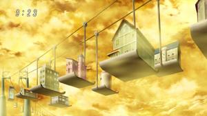 Casa ascensor