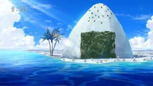 Ryżowa Kulkoplaża