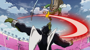 Nitro disarms Yuda