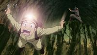 Buchichupon porzuca Komatsu (anime)