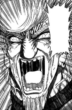 Jirou wściekły na Teppeia