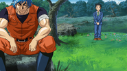 Komatsu requests Galala Gator