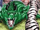 Devil Crocodile