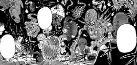 Food Spirit Ghosts