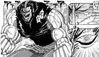 Shigematsu uwalnia pełną formę (manga)