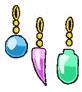 Teppei's Earings