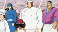 Gen-chan, Rikiya and Reishun