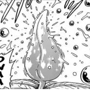 Paztozono limpio en el manga