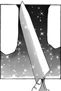 Cuchillo de Komatsu