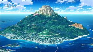 Wyspa Gotowania (anime)