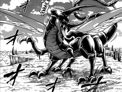 Hercules Dragon manga