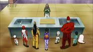 Yuda prepares his mochi