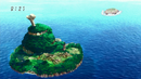 Gourmet Island back