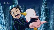 Komatsu and Yun liking each other