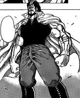 Shigematsu przygotowany do walki (manga)