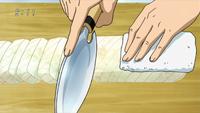 Cuchillo de Vegetales