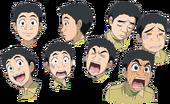 Expresiones de Komatsu