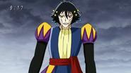 Joa unmasked anime
