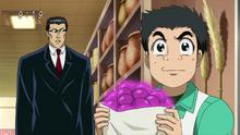 Komatsu finishes Medicinal Mochi