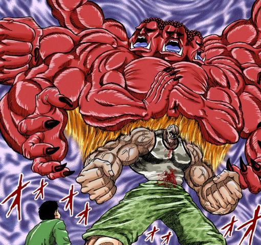 Mansam's Intimidation Aura Manga Color.png