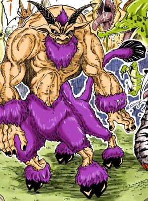 Purple Horn Manga color