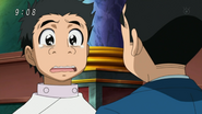 Komatsu remembers Ootake