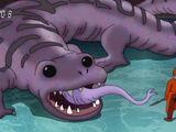 Sanzu River Poison Lizard