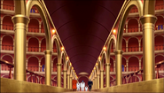 Jidar Royal Palace inside