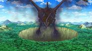 Chiyo's Beast from behind