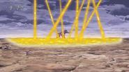 Invaitdeath releasing poison into the ground