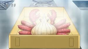 Garlic Crab